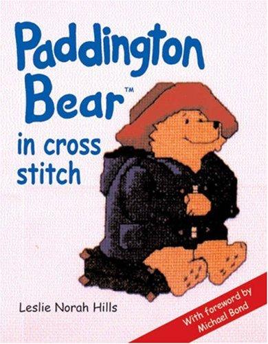 9781861083883: Paddington Bear in Cross Stitch