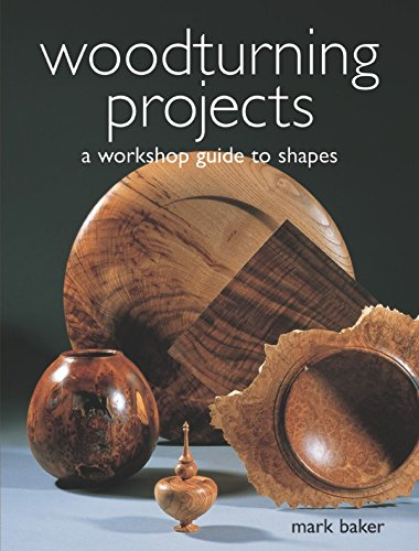 9781861083913: Woodturning Projects