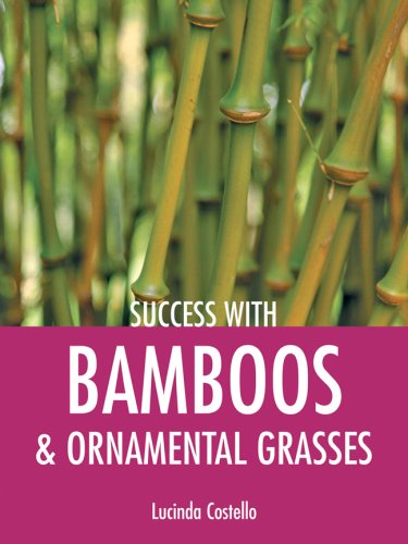 Success with Bamboos and Ornamental Grasses