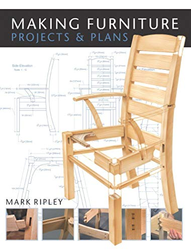 9781861085603: Making Furniture: Projects & Plans