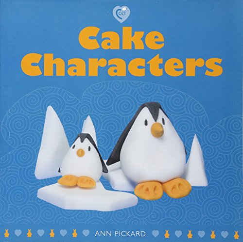 9781861086433: Cake Characters (Cozy)