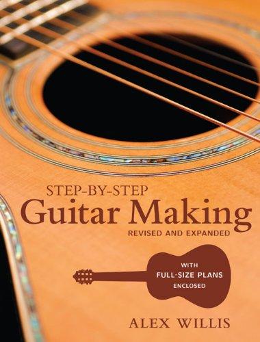 9781861086969: Step-by-step Guitar Making