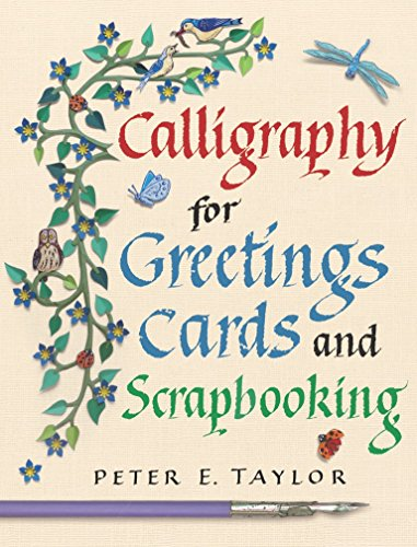 9781861088826: Calligraphy for Greetings Cards and Scrapbooking