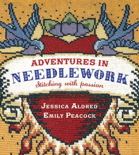 9781861088956: Adventures in Needlework: Stitching with Passion
