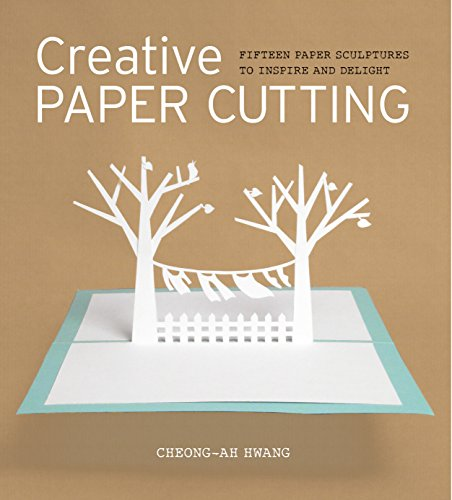 9781861089205: Creative Paper Cutting: 15 Paper Sculptures to Inspire and Delight