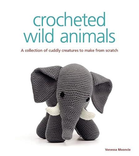 9781861089267: Crocheted Wild Animals
