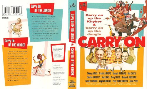 9781861170583: Carry on up the Khyber & Carry on up the Jungle (Comedy Club)