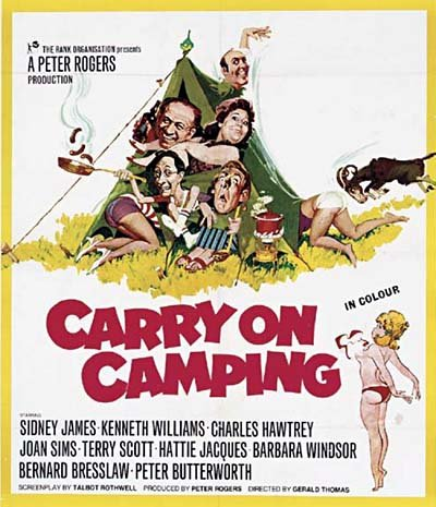 9781861170606: Carry on Camping (Comedy Club)