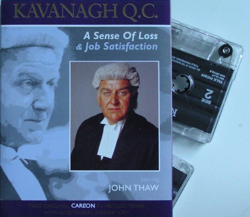 9781861170873: Kavanagh Q.C.: A Sense of Loss AND Job Satisfaction