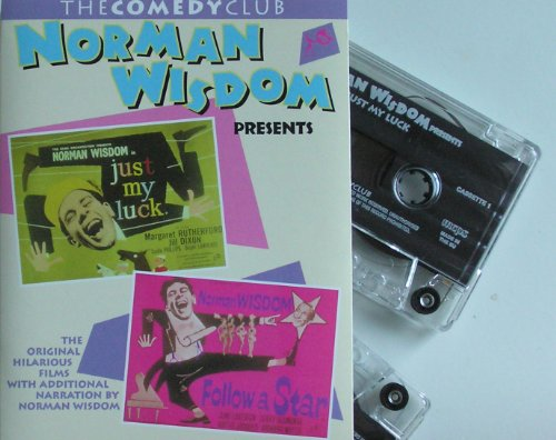 Norman Wisdom Presents: Just My Luck (1861170904) by Wisdom, Norman
