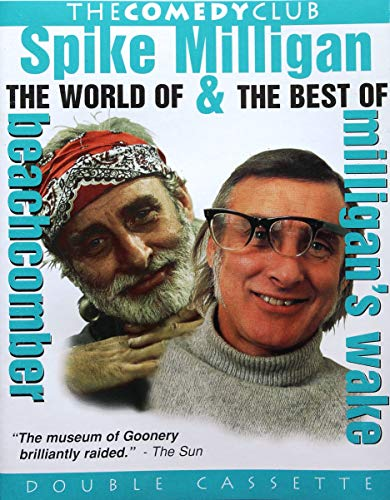 World of Beachcomber (Comedy Club) (1861171099) by Spike Milligan