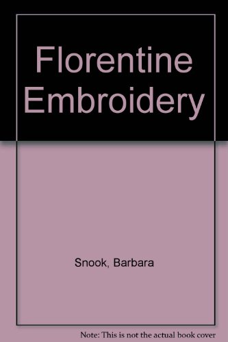 9781861180650: Florentine Embroidery