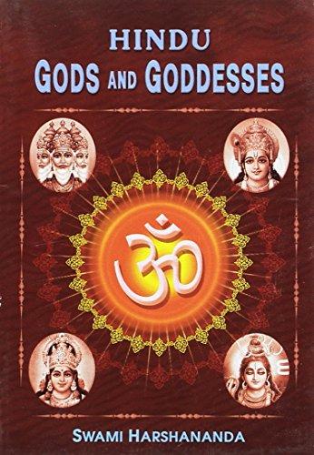 Hindu Gods and Goddesses (Paperback): Swami Harshananda