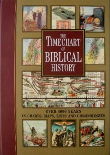 The Timechart of Biblical History: Over 4000