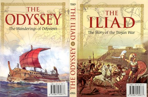 9781861189677: The Iliad and the Odyssey