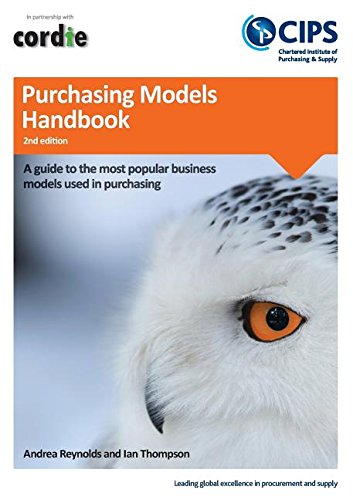 9781861242709: The Purchasing Models Handbook: A Guide to the Most Popular Business Models Used in Purchasing