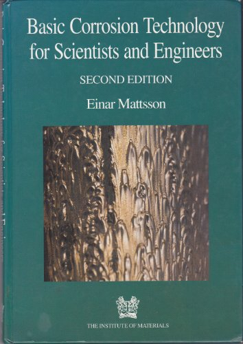 9781861250117: Basic Corrosion Technology for Scientists and Engineers