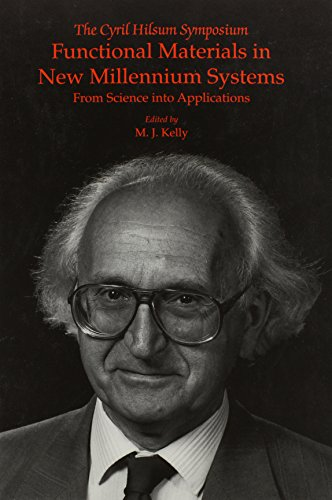 The Cyril Hilsum Symposium: Functional Materials in New Millennium Systems. From Science into ...