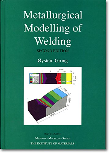 9781861250360: Metallurgical Modelling of Welding (Materials Modelling Series)