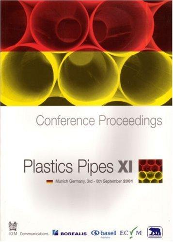 9781861251527: 11: Plastics Pipes XI (Matsci)