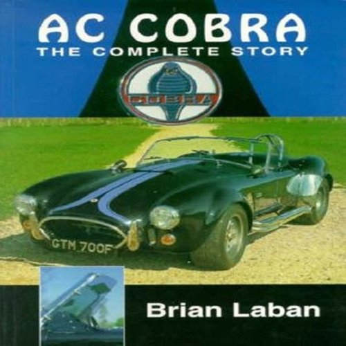 AC Cobra: The Complete Story: Brian Laban