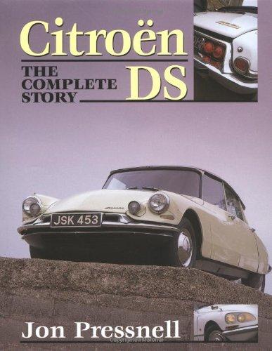 9781861260550: Citroen DS: The Complete Story (Crowood Autoclassics)