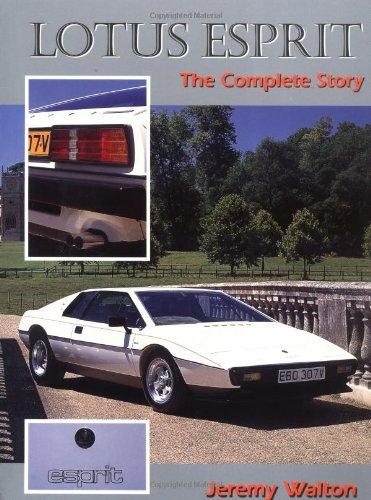 Lotus Esprit: The Complete Story: Walton