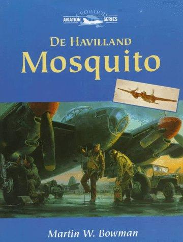 9781861260758: De Havilland Mosquito (Crowood Aviation)
