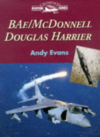 9781861261052: BAe/McDonnell Douglas Harrier (Crowood Aviation Series)