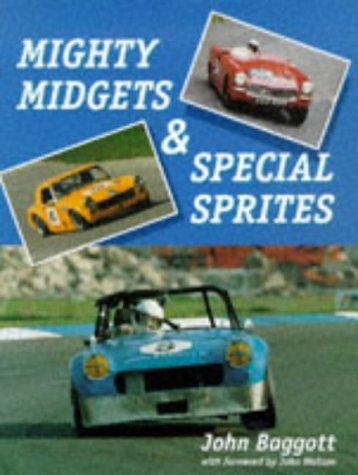 Mighty Midgets & Special Sprites: Baggott, John