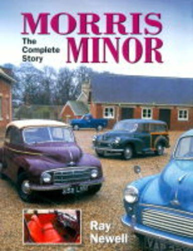 9781861261335: Morris Minor: The Complete Story (Crowood AutoClassic)