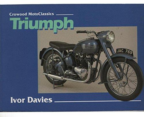 9781861261496: Triumph: The Complete Story (Motoclassics)