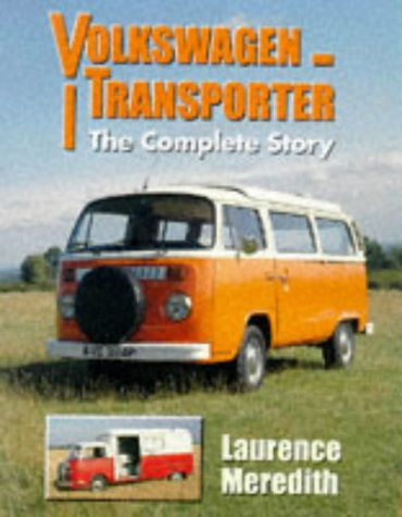 9781861261595: VW Transporter: The Complete Story (Crowood AutoClassic)
