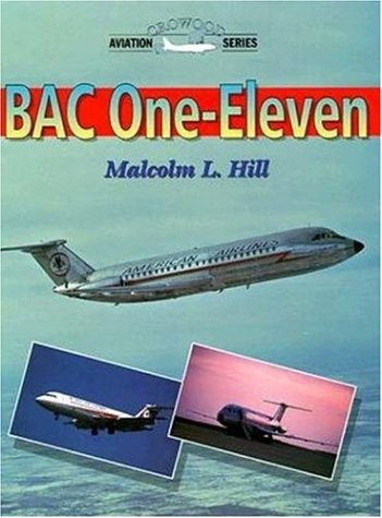 9781861262196: BAC One-Eleven (Crowood Aviation Series)