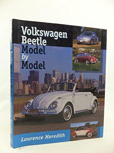 9781861262738: Volkswagon Beetle (Model by Model)