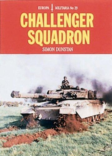 9781861263018: Challenger Squadron (Europa Militaria)