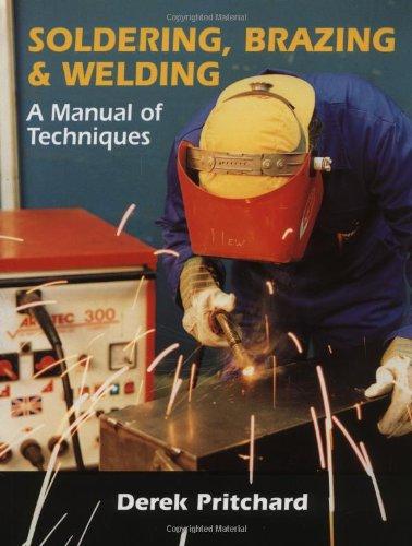 9781861263919: Soldering, Brazing and Welding
