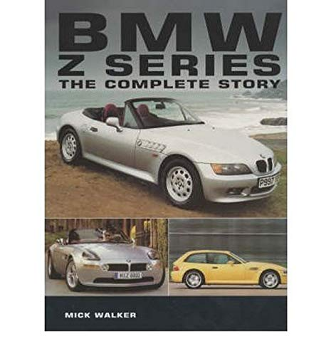 9781861264244: Bmw Z-Series: The Complete Story