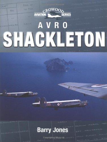 9781861264497: Arvo Schackleton (Crowood Aviation Series)
