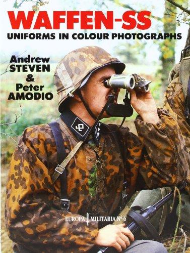 9781861264596: Waffen-SS Uniforms in Colour Photographs (Europa Militaria)