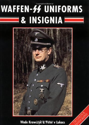 Waffen SS Uniforms and Insignia: Wade Krawczyk