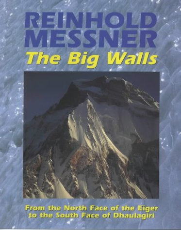9781861264671: THE BIG WALLS