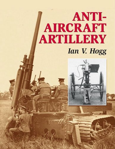 9781861265029: Anti-Aircraft Artillery