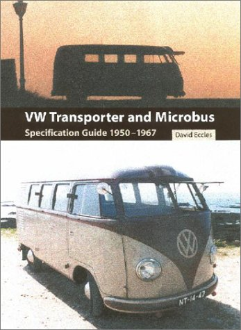9781861265098: VW Transporter & Microbus Specification Guide 1950-1967
