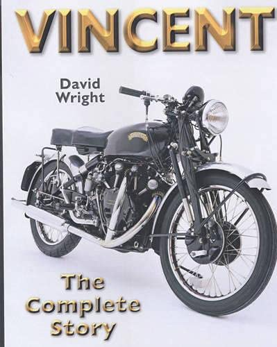 Vincent: The Complete Story.