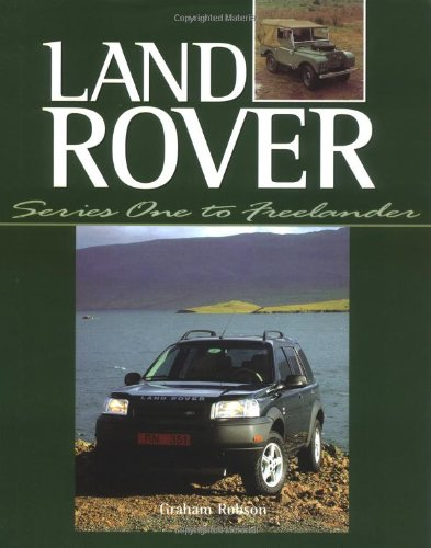 9781861265586: Land Rover - Series One to Freelander