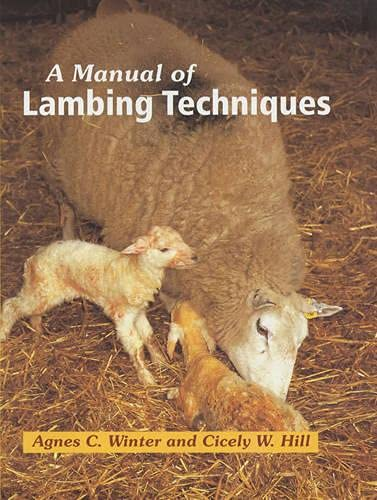 9781861265746: A Manual of Lambing Techniques