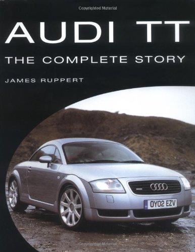 Audi TT: Ruppert, James