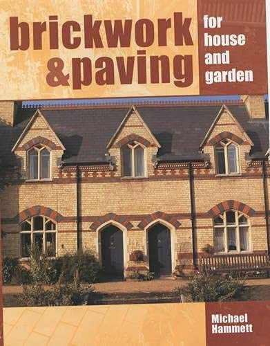 9781861266026: Brickwork & Paving for House and Garden