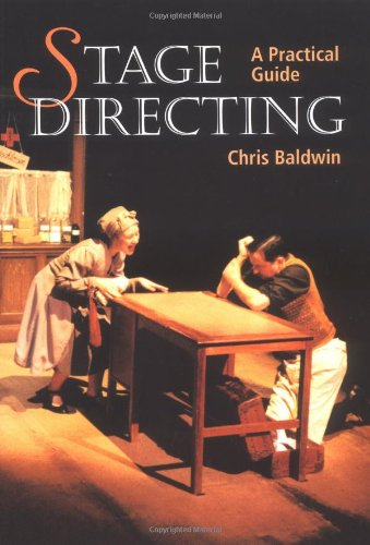 9781861266033: Stage Directing: A Practical Guide